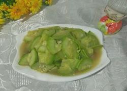 姜蒜蓉西葫芦