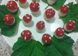 圣女果蘑菇