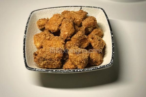 无油烤箱版鸡米花,同样美味好吃还健康
