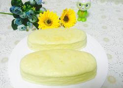 轻乳酪酸奶蛋糕