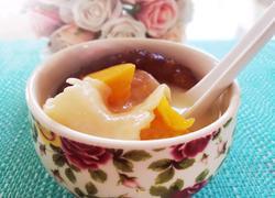 花胶参海木瓜牛奶甜汤