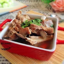 羊排汤的做法[图]