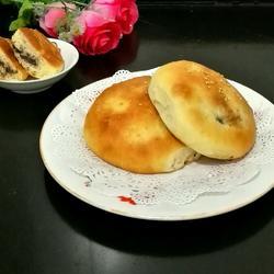 朴实红豆包