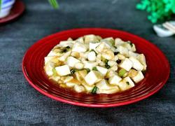 干贝虾仁豆腐
