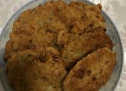 芝士培根土豆饼