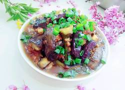 酱香肉沫茄子(电饭锅版)