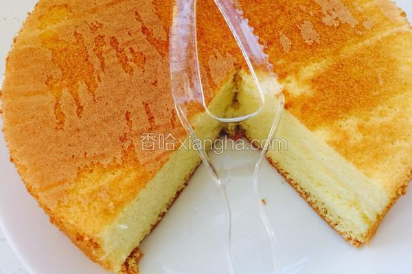 8寸寂风蛋糕