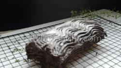 树桩蛋糕卷的做法图解42