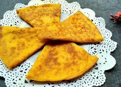 南瓜煎饼(改良版)