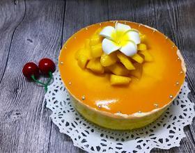 酸奶慕斯蛋糕[图]
