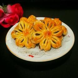 红豆沙•梅花酥