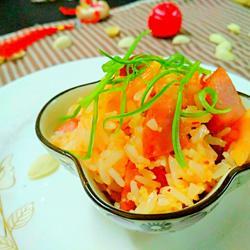 山芥梗炒饭