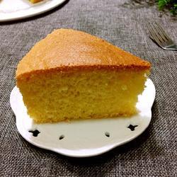 海绵蛋糕(八寸)