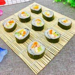 鸡肉寿司的做法[图]