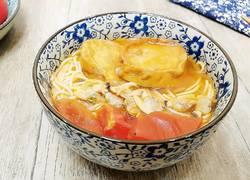 卤味番茄海鲜面
