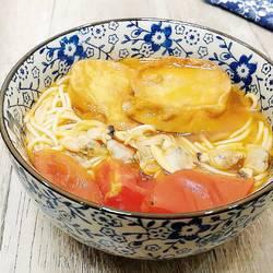 卤味番茄海鲜