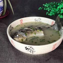 天麻鲜鱼汤