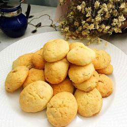 奶香松仁小饼干