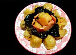 五香豆腐泡