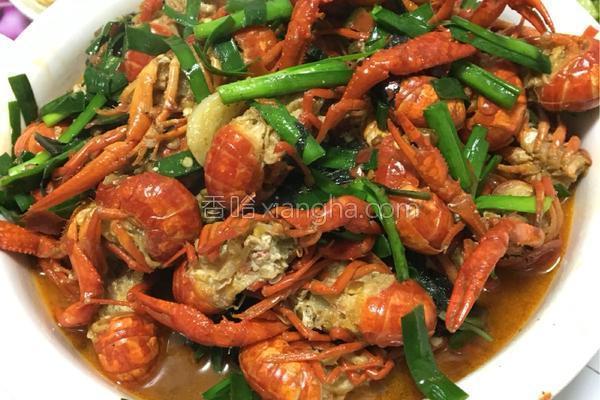 口味小龙虾的做法