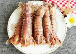 清煮皮皮虾
