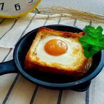煎蛋三明治