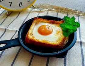 煎蛋三明治[图]