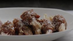 黑椒肥牛金针菇卷的做法图解9