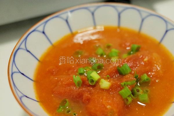 鲜虾番茄锅