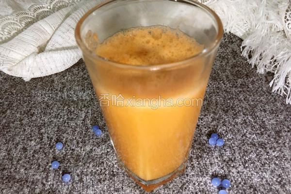 自制野菜汁
