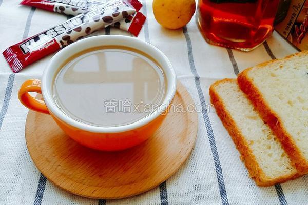 鸳鸯奶茶(简易版)
