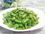辣炒四季豆的做法[图]