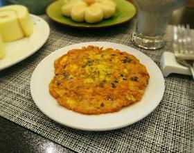 肉松海苔煎蛋