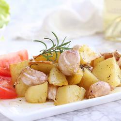 迷迭香烤土豆的做法[图]
