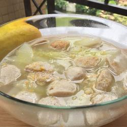 潮味肉丸汤