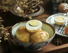 五香茶叶蛋[图]