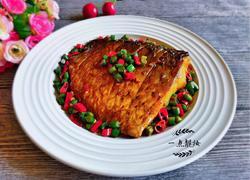 红烧草鱼块