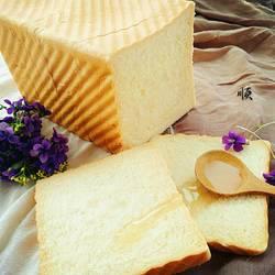淡奶油奶香蜂蜜吐司(中种法)