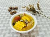 海椰皇玉米无花果土鸡汤的做法[图]