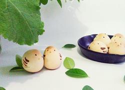 日式小鸡和果子