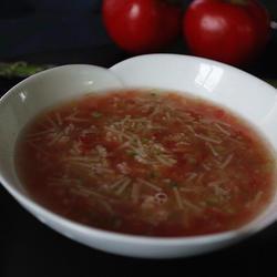 番茄芦笋虾仁