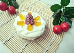 迷你酸奶小蛋糕