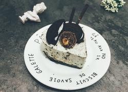 Oreo奥利奥酸奶冻芝士蛋糕