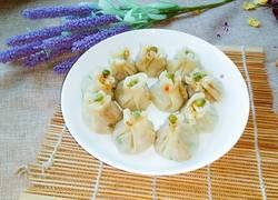 豌豆蛋炒饭烧麦