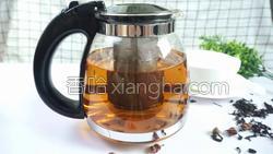 玫瑰红茶的做法图解7