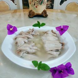 苦藠炖猪肚的做法[图]