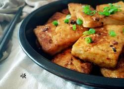 家常铁板豆腐