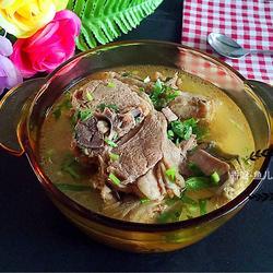羊脊骨汤的做法[图]