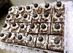 黑森林巧克力块