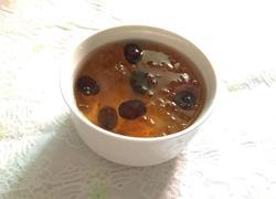 桃胶红枣汤